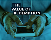 Value of redemption – marketing campaign