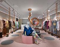 Showroom The COAT by Katya Silchenko