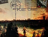 Postcard . Summer 2015