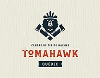 Tomahawk Québec Logo