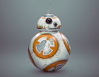 Retouch - Star Wars: The Force Awakens