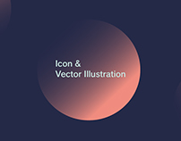 Vector and icon illustration
