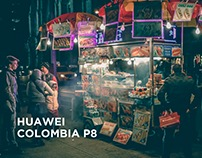 COLOMBIA P8 / HUAWEI