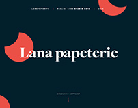 Lana Papier