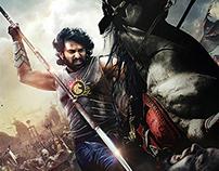 BAHUBALI poster 3