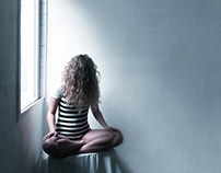 Not alone | Self Portrait Series