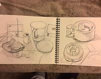 Random Quick Sketch