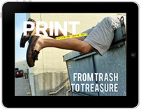 PRINT Magazine: Digital Publication