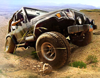 Wingate - Jeep Instructor Course