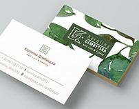 Branding for Karolina Dembytska nail studio