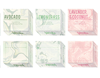 Handmade packaging design