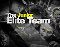 The Junior Elite Team / de Been 100% Jiu Jitsu