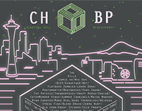 Capitol Hill Block Party Identity