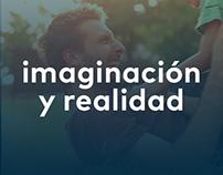 Campaña imaginación y realidad