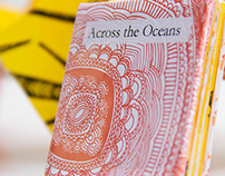 Across the Oceans | Artist Book