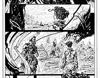 Roche Limit: Clandestiny #1 (2015)
