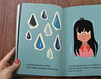 "Children's Book - ""Samuel vai à escola"""
