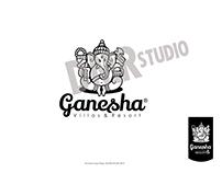Ganesha logo, my design