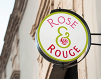 Rose & Rouge / Fleuriste