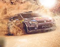 Rally VW Polo