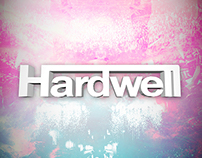Hardwell A4 Poster