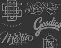 Handlettering Logotypes Vol. 2