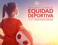 Equidad Deportiva - MT-Mujeres