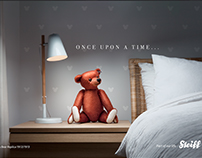 Once upon a time - Steiff Teddy bear