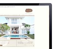 Gemuk Villas I Website Development