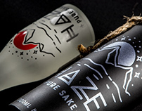 Haze Sake - Brand Design & Packaging