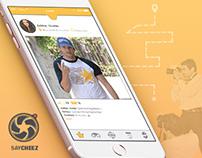 SayCheez - Mobile App