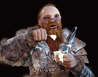 Norse Giant - Caught
