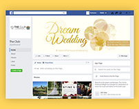 Dream Wedding Promotional Design