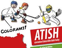 Inline Hockey Flyer