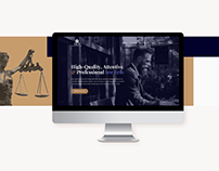 Law Services Company web