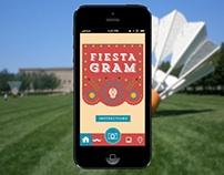 Fiestagram: Nelson-Atkins Fiesta in the Park App
