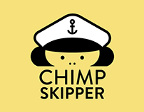 Chimp Skipper Branding