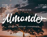 Almonde Script