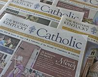 Case Study: Western Kentucky Catholic Redesign