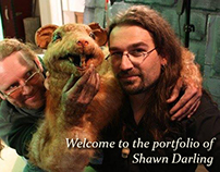 The Portfolio of Shawn Darling's FX work