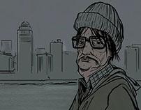 Rainy Day Hipster