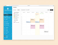 Product Design : Calendar Feature