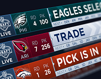 2017 NFL Draft Banner System