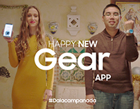 Happy New Gear App