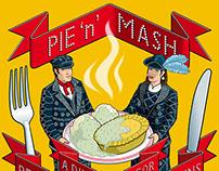 I Heart NY - LON - Pie 'n' Mash