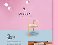 LSEVEN microsite