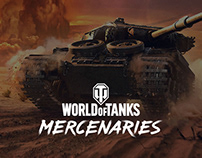 Wargaming – World of Tanks: Mercenaries