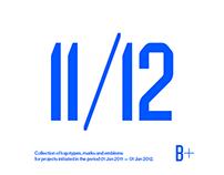 Logotypes & Marks 2011 — 2012