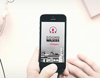 Soundwalkrs App