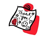 Depop Stickers